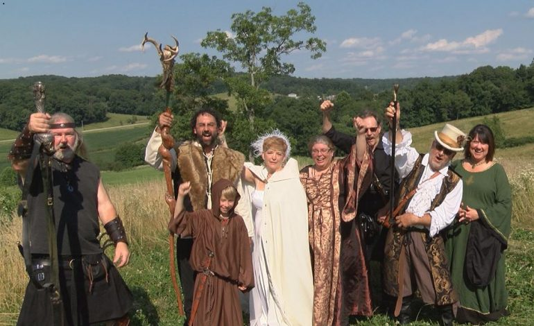 Group Planning Permanent Renaissance Fair in Dubois Co.