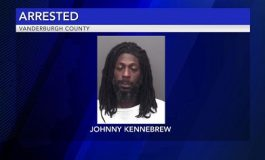 Man Arrested for Allegedly Hitting Officer with Car
