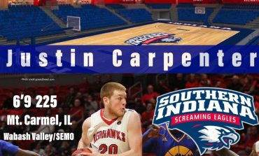 Mt. Carmel Standout Carpenter Transfers to USI