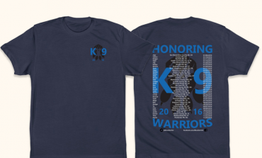 Honoring Fallen K-9 Warriors with T-Shirt Sale