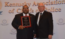 Owensboro Police Chief and Evansville Native Named Chief of the Year