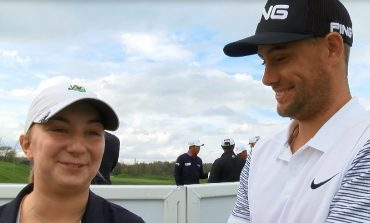 Local High School Golfers Play Alongside Pros at Victoria National