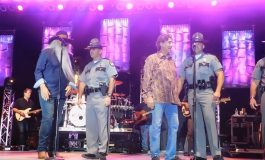 KSP Performs With the Oak Ridge Boys