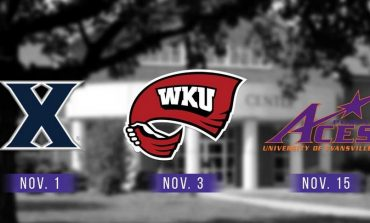 Kentucky Wesleyan Men's Basketball to Face Xavier, WKU, and UE