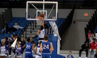 KWC Men's Basketball Ends Skid With 100-91 Senior Night Win