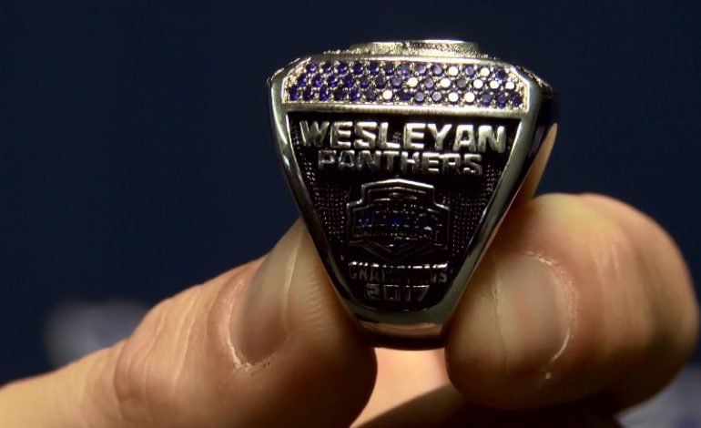 KWC Wins in OT, Panthers Baseball Receives G-MAC Rings