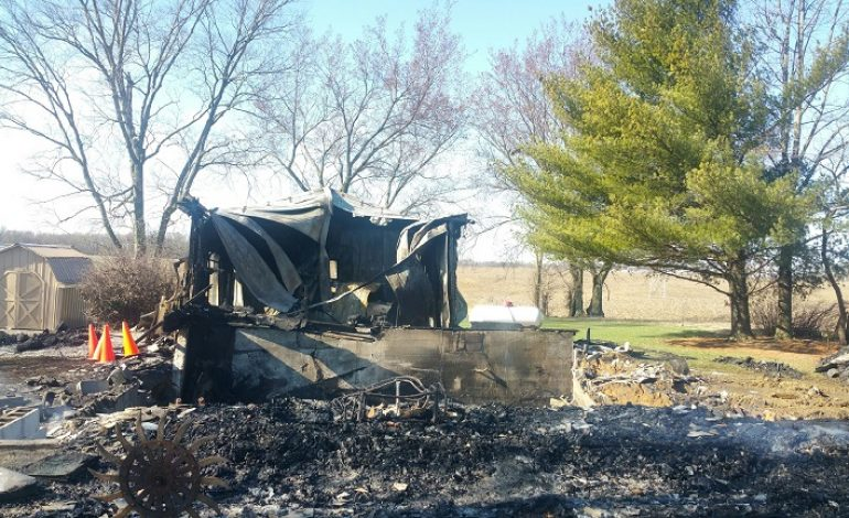 Woman, Son Identified As Victims In Knox County House Fire