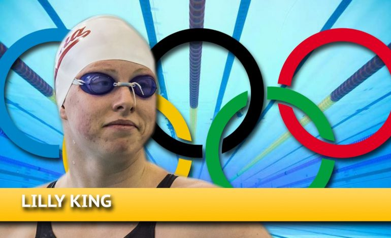 Lilly King evansville
