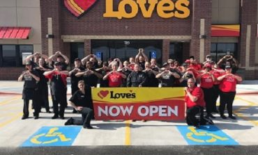 Love's Travel Stops Brings 53 Positions Jobs to Hopkins County