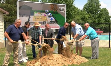 Madisonville City Park Undergoing Revitalization