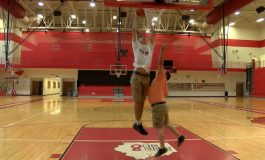 Princeton's Matt Dove Dunks on 44Sports, Talks West Point Commitment