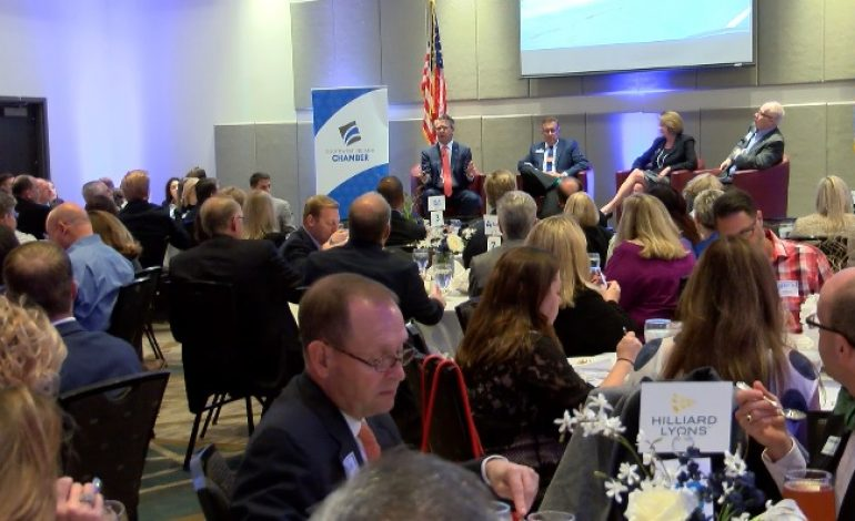Winnecke Talks Progress in Evansville at Annual Mayor Luncheon