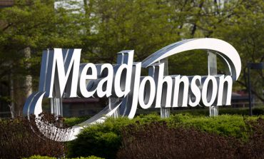 International Visitors Tour Mead Johnson Facility
