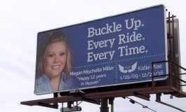 Family Encourages Drivers To Buckle Up After Tragic Loss