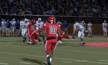 #44Blitz: Memorial Dominates Harrison 35-8