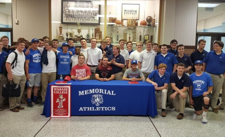 ICYMI: 3 Memorial Football Players Sign