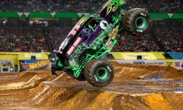 Monster Jam Hits Evansville This Weekend