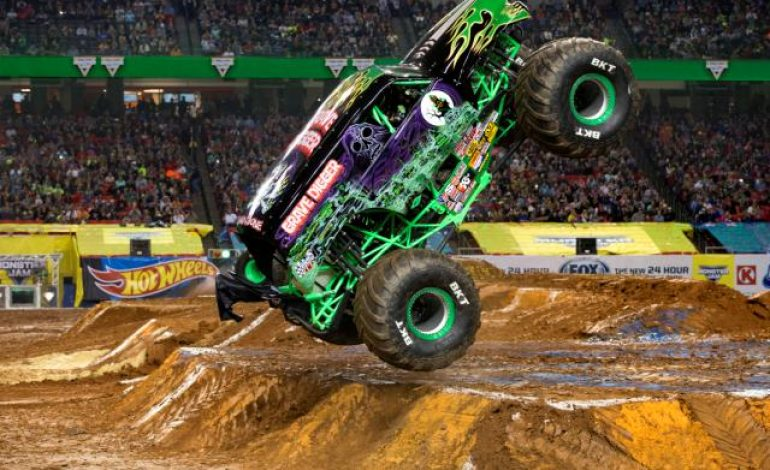 Monster Jam to Perform at Evansville Ford Center