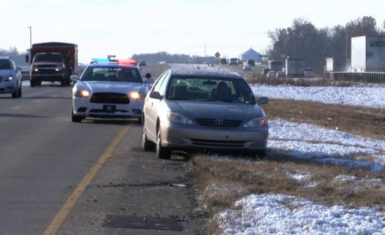 Winter Driving Conditions Lead to Multiple Crashes