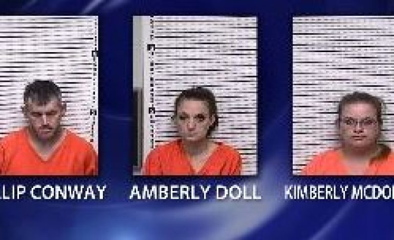 Three Arrested In Muhlenberg County Chase