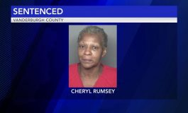 Woman Sentenced for Voluntary Manslaughter