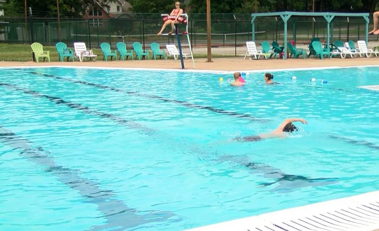 Newburgh Pool Celebrates 45 Years with Retro Commemoration