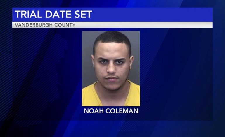 Trial Date Set for Man Facing Murder Charges