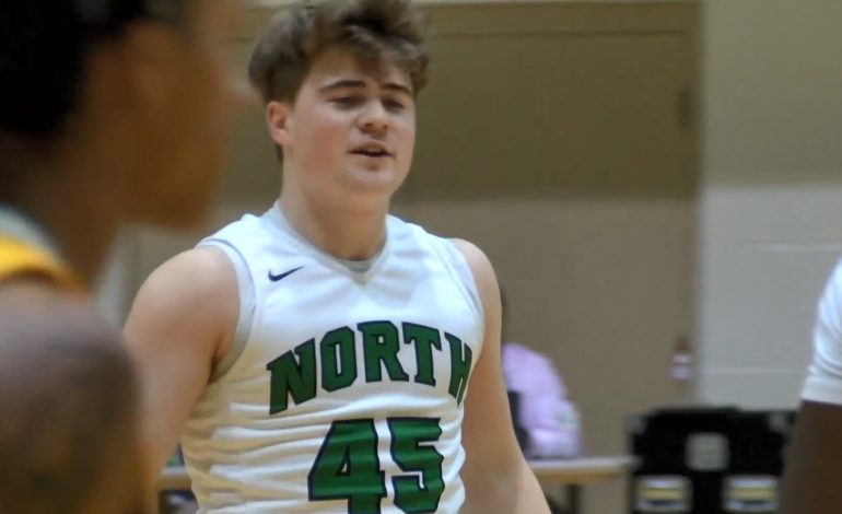 North Basketball Standout Kolten Sanford Transfers to Bosse