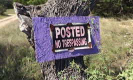 Purple Paint Law Goes Into Effect July 1st