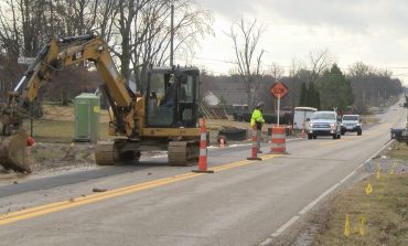 Portion of Oak Hill Road to Close Next Week