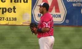 Otters Beat Rascals on Breast Cancer Awareness Night