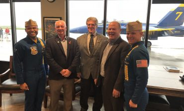 Blue Angels Making High Flying Return to the Tri-State