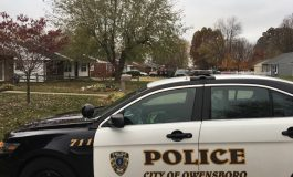Police Standoff in Owensboro near Apollo High School