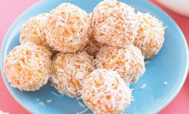 2 Minute Christmas Cooking Class: Orange Powder Puffs