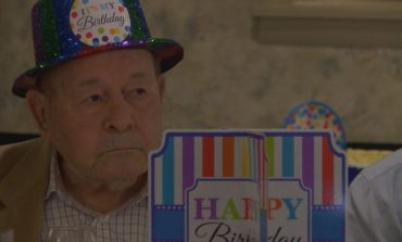 Evansville Veteran Turns 95