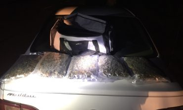 Five Pounds of Marijuana Found during Traffic Stop on I69