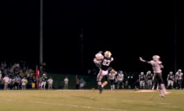 #44Blitz Play of the Week: Castle's Conner Lockyear
