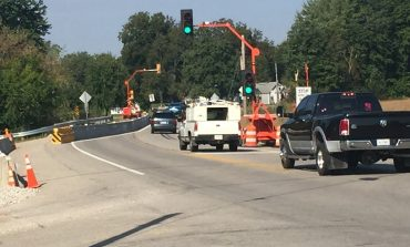 Traffic Light Added To State Road 66 In Posey County