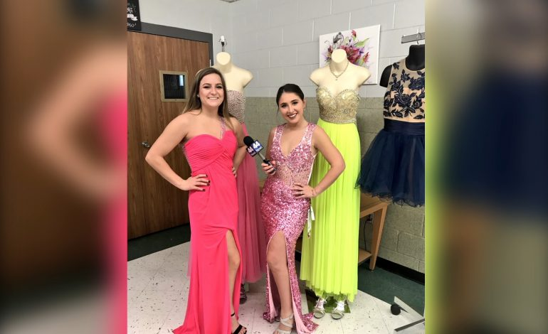 Hangers Offers Free Prom Dresses For EVSC Students - 44News ...