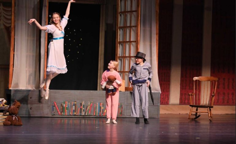 In the Community: Peter Pan and the Lost Boys