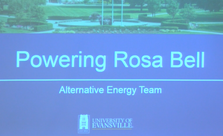 University of Evansville Students Raising Money For Solar Panels At Rosa Bell College In Puerto Rico