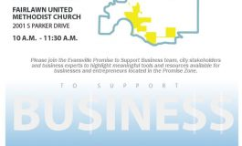 Evansville Promise to Support Business Tour