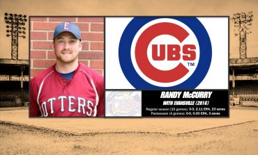 Evansville Otters' Closer Signs With The Cubs