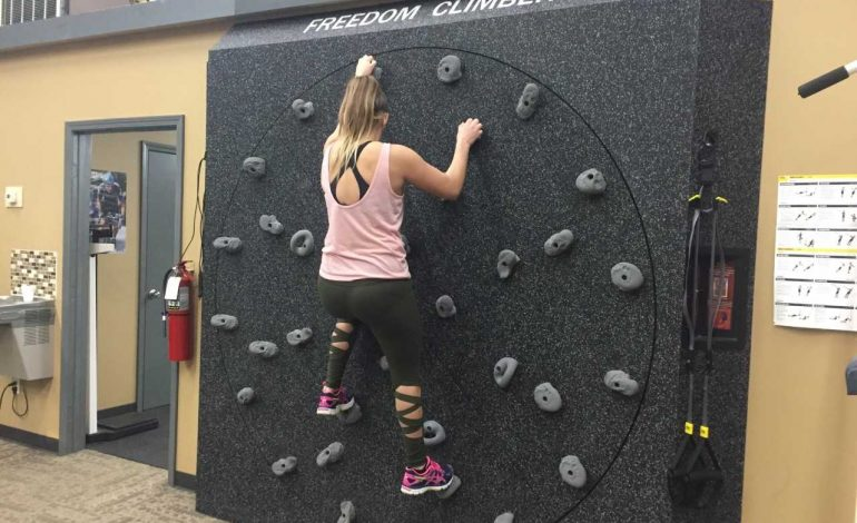 Freedom Climber Offers Fun New Way To Work Out