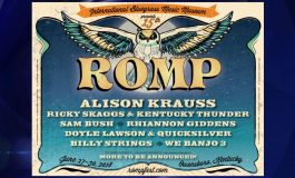 New Artists Announced for 15th Annual Romp Fest