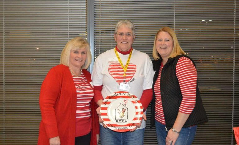 Ronald McDonald Names Volunteer of the Year