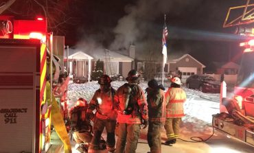 Early Morning House Fire Started In Chimney