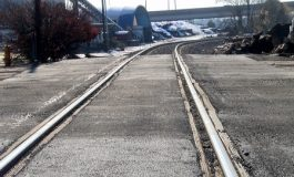 West Franklin Street Rail Road Crossing Re-Opens After Repairs