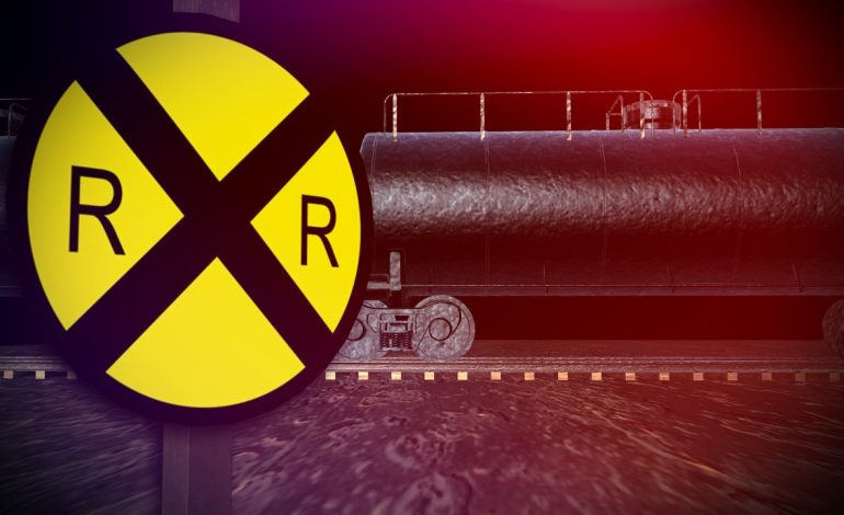 Franklin And Ohio Street Railroad Crossings Are Closed