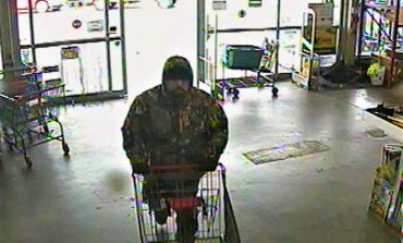HPD Looking for Rural King Theft Suspect